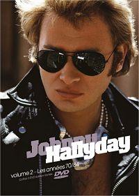 Cover Johnny Hallyday - Volume 2 - Les années 70/84 [DVD]